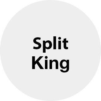 SPLIT KING